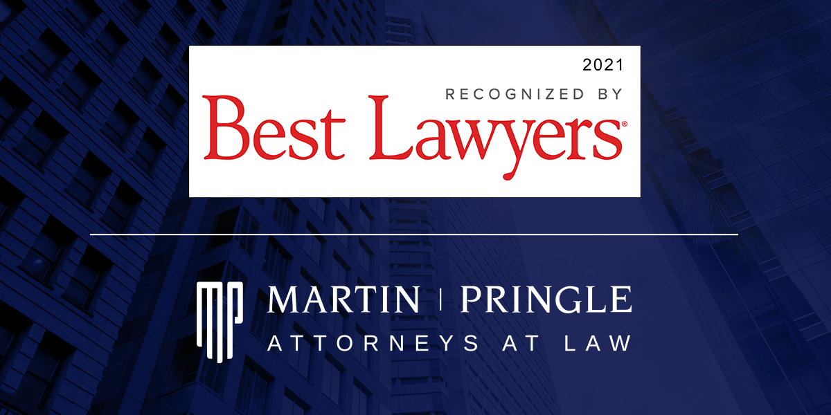 32 Martin Pringle Attorneys Recognized by Best Lawyers