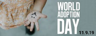 November is National Adoption Month - 2019 World Adoption Day Offer