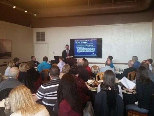 Martin Pringle's Annual Employment Law Seminar.