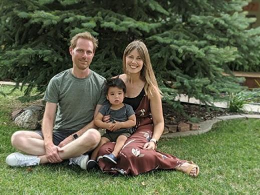 Allyson & Jeff