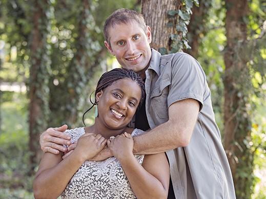 Marcie & Chris
