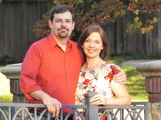 Heidi & Patrick