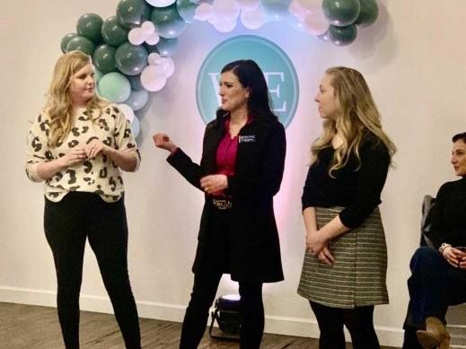 Martin Pringle Attorneys Supporting a Women's Entrepreneur Event