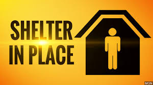 Martin Pringle Responds to Shelter In Place Orders